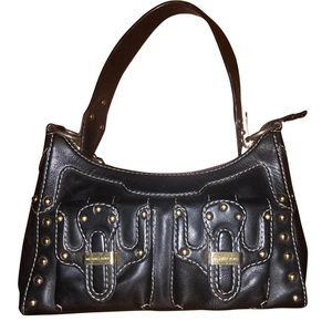 Michael Michael Kors Leather Handbag